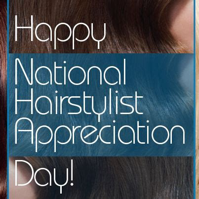 when is national hairdressers day pinterest the world s catalog of ideas