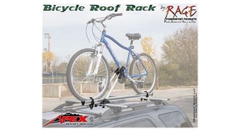 bc 208 bicycle roof rack carrier