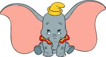 Clipart dumbo elephant clipartfest