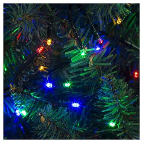 buy 720 cluster led christmas lights coloured from our