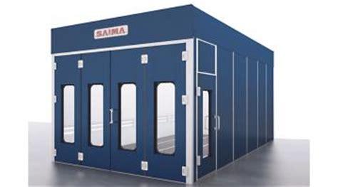 saima cabine di verniciatura cabina forno grandi dimensioni saima meccanica