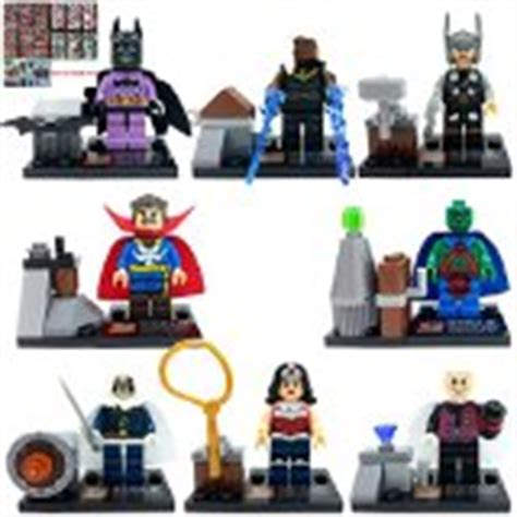 Sy 368 Heroes Avenger Lab lego assemble assembly