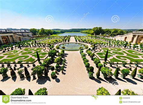 Garten Versailles by Versailles Garten Frankreich Stockfoto Bild 64068608