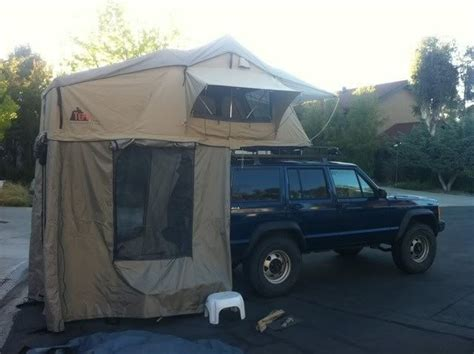 Tent For Jeep Wrangler Unlimited Best 25 Jeep Tent Ideas On Jeep Cing Jeep