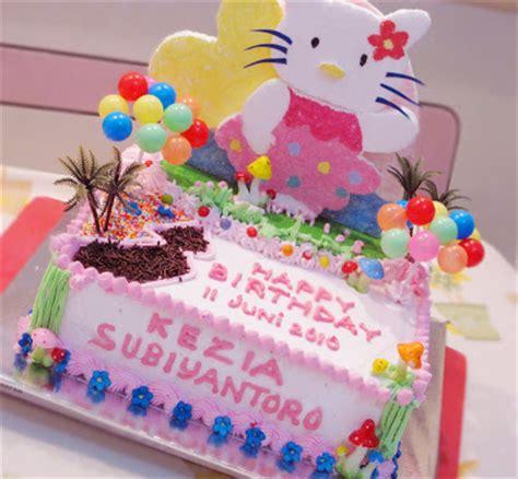 cara membuat kue ulang tahun harvest pin kue tar cake tisna florist toko bunga denpasar bali