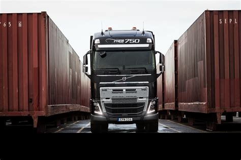 the new volvo truck volvo trucks unveils fh16 with 750 hp autoevolution