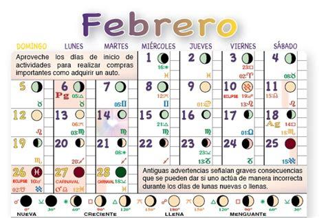 Calendario Lunar Octubre 2017 España 2017 Calendario Medico Lunar 2017