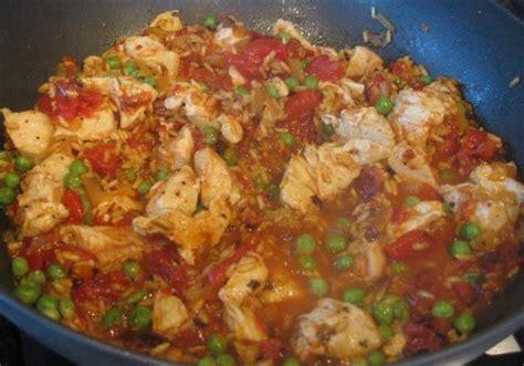 Arroz Con Pollo Recipe Whats Cooking America