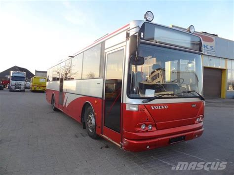 volvo bm vest intercity bus year  price   sale mascus usa