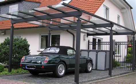 Glasdach Auto by Carports Kolb Und Appel