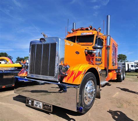 Trucker U une expo de camions am 233 ricains au tours motor show salons 201 v 233 nements eci