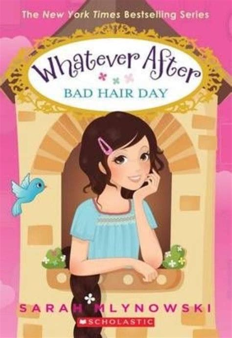 Bad Hair Day Helpers On The Way by Whatever After 5 Bad Hair Day By Mlynowski
