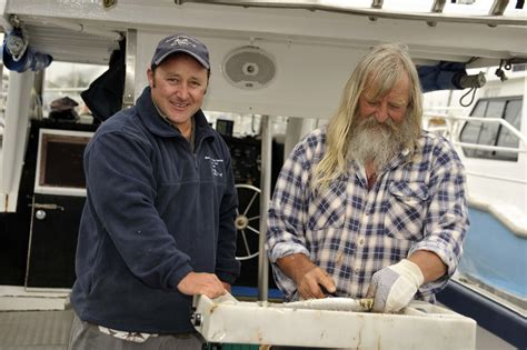 how to be a deckhand on a charter boat queenscliff fishing charters and scenic tours skipper