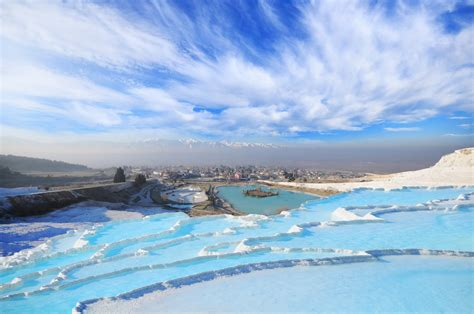 pamukkale thermal pools turkey so these are the five most instagrammable destinations in