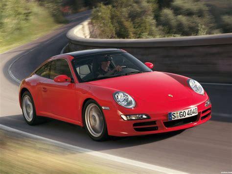Porsche Targa 2007 by Fotos De Porsche 911 Targa 4 997 2007