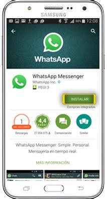 tutorial whatsapp samsung galaxy tutorial copia y restauraci 243 n de whatsapp a trav 233 s del
