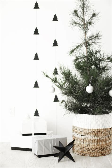 diy tree garland christmas 2015 tree decorating ideas 2015
