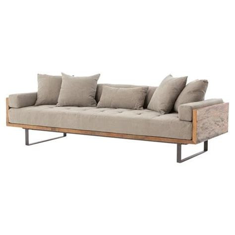 wood frame couch with cushions 25 best ideas about taupe sofa on pinterest cottage