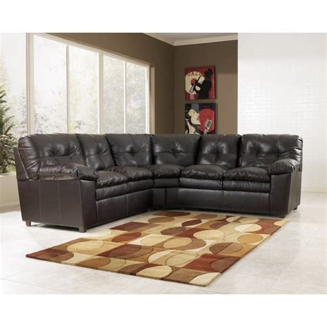 leather sectional ashley furniture knie appliance and tv inc