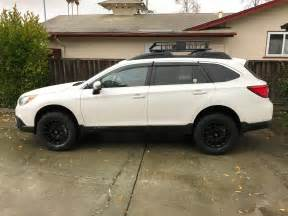 Subaru Outback Lift 2017 Subaru Outback 3 6 With Lp Adventure Lift Kit Kumo