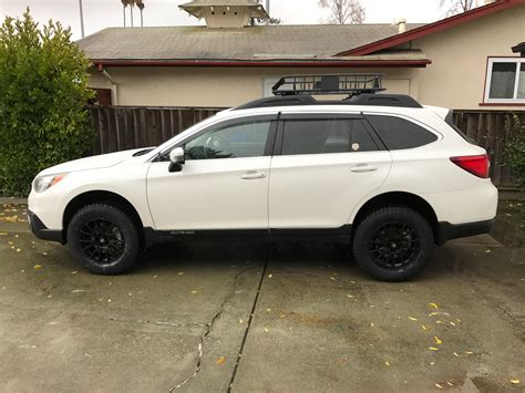 subaru lift kit 2017 subaru outback 3 6 with lp adventure lift kit kumo
