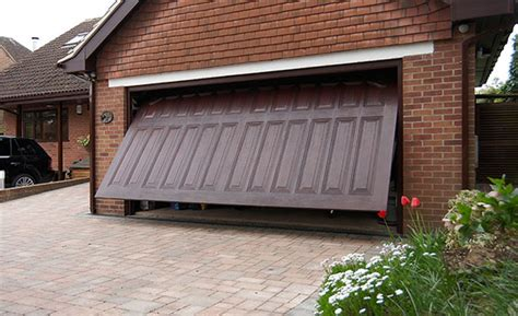 swing up door how much do garage doors cost