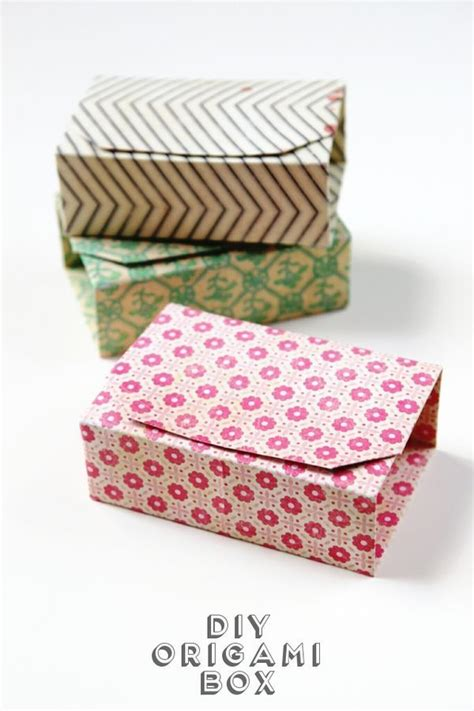 Handmade Gifts From Paper - 1000 ideas about handmade paper boxes on