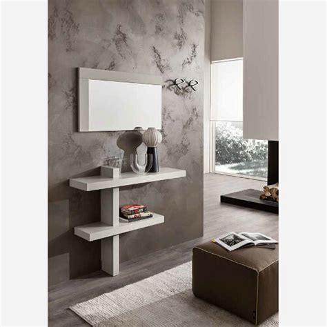 Mensole Per Ingresso Ingresso Moderno Con Mobile E Specchio Pr650 Emporio3