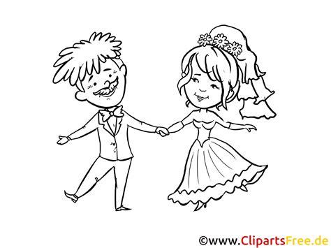 Hochzeit Zeichnung by Zeichnung Zum Ausmalen Hochzeit Brautpaar Gl 252 Ckliche