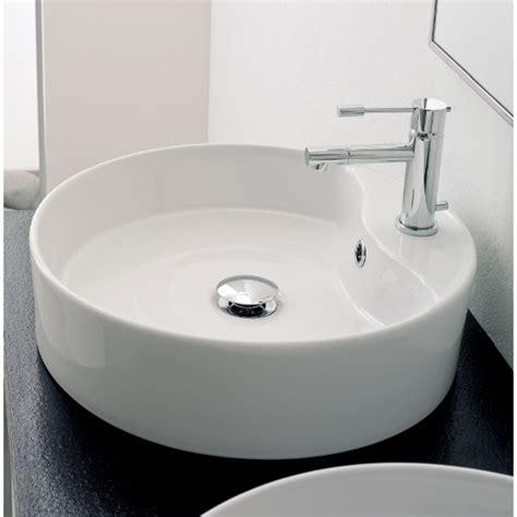 r sinks for bathrooms scarabeo 8029 r bathroom sink geo nameek s