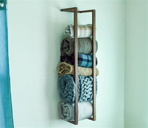 blanket wall rack petagadget