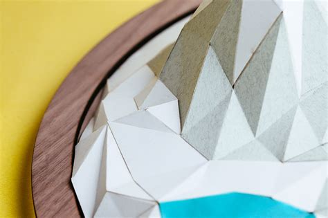 How To Make A Mountain Out Of Paper - how to make mountains out of construction paper 28