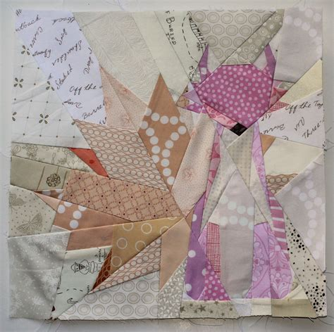 pattern paper piecing foxy paper piecing monday wombat quilts