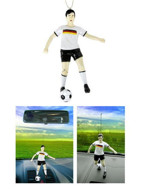Auto Fu Ball Online by Nationalspieler Autodeko Fu 223 Ball Fanartikel Schwarz Weiss