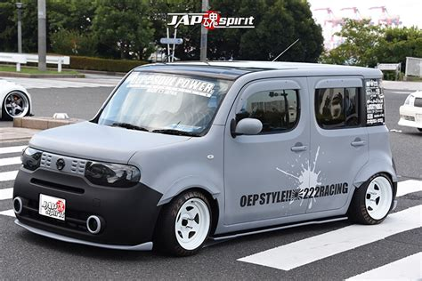 2016 nissan cube stancenation 2016 nissan cube z12 hellaflush dress up army