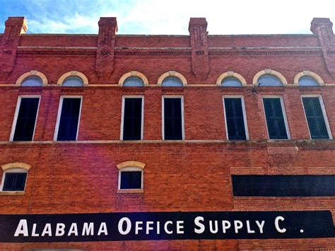 Alabama Office Supply 17 best images about a historic town embrace the history