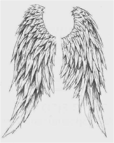 cute angel wings tattoo designs t shirt designs