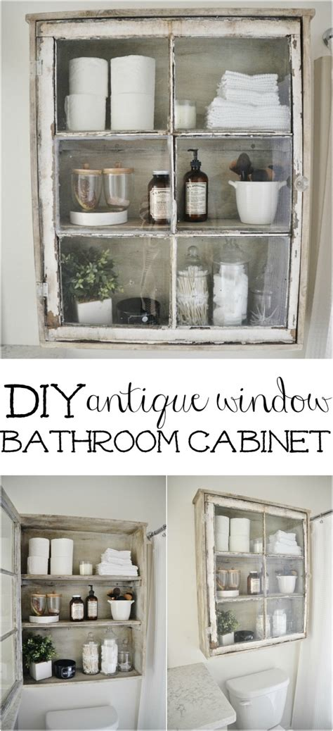 diy bathroom ideas vanities cabinets mirrors more diy 15 shabby chic bathroom ideas transforming your space from
