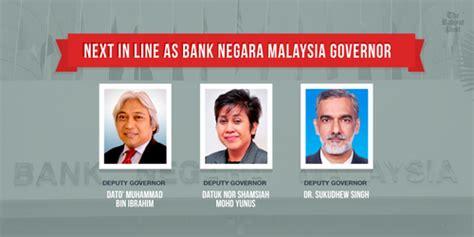 Nor Shamsiah Mohd Yunus 5 Fakta Tentang Wanita Yg Mengubah Sistem Perbankan Negara
