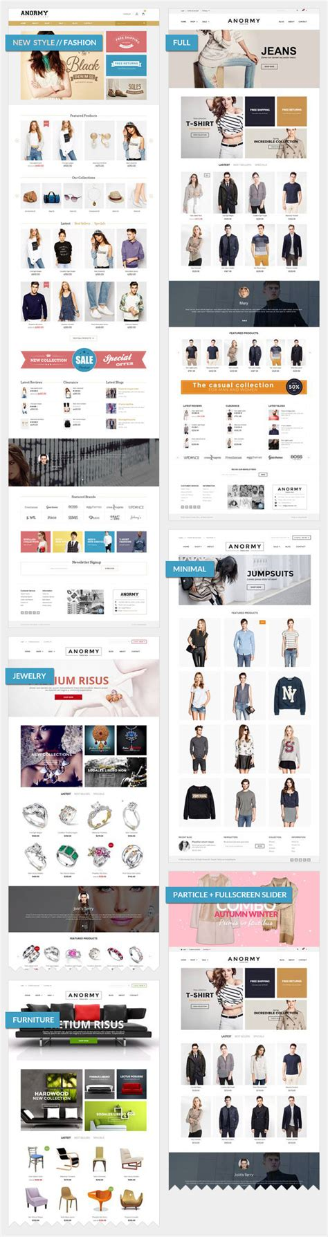 shopify themes documentation anormy flexible shopify template ecommerce themeforest