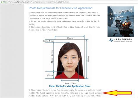 syarat untuk membuat visa china kontroversi syarat visa china yang quot larang quot masuk wanita