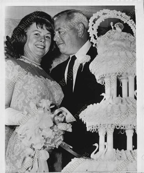 edith mack hirsch 1963 desi arnaz actor weds edith mack hirsch press photo