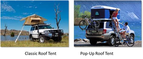 Roof Rack Pop Up Cer by Roof Tents And Annexes A Build A Cervan