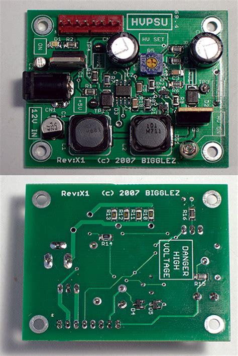 high voltage power high voltage power supply unit nuts volts magazine