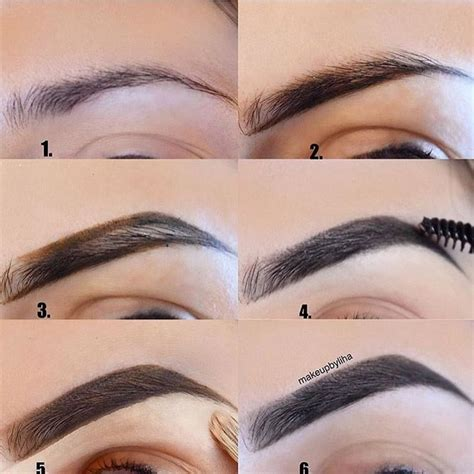7 Tips To Shape Your Brows Like A Pro by 25 Best Ideas About Eyebrows On Eyebrows