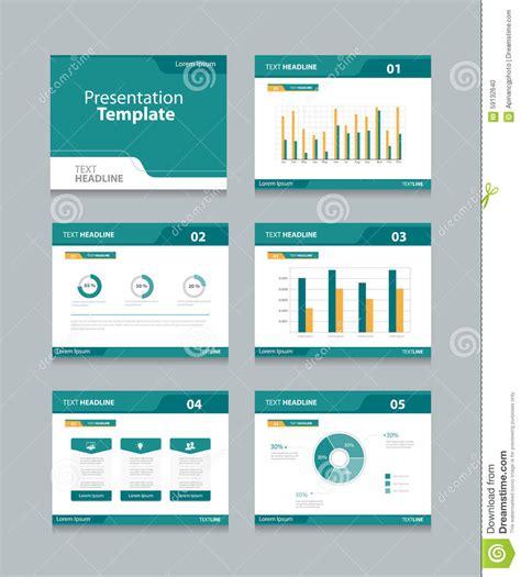 Vector Template Presentation Slides Background Design Info Corporate Slide Design