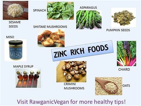 Vegan Acne Detox Study by Zinc Rich Foods Clear Skin Of Zinc Foods
