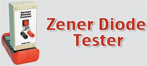 zener diode test with multimeter zener diode tester electronics repair and technology news