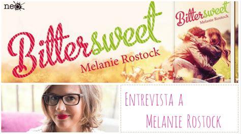 Nowela Restock entrevista a la escritora de bittersweet
