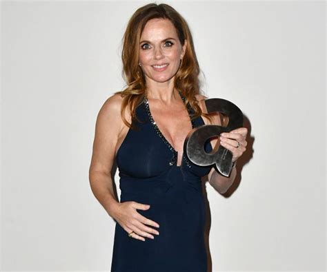 Is Geri Halliwells New The Real Thing by Geri Halliwell Is With Baby No 2 Now To
